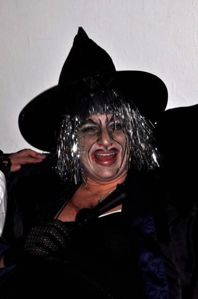 Halloween-kostyme: Heks