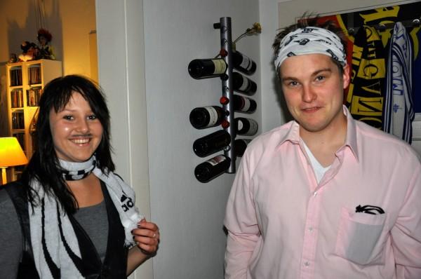Halloween-kostymer: Trønder og Bærum-soss