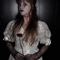 Halloween-kostyme: Død brud