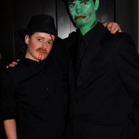 Halloween-kostymer: Mann og monster