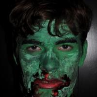 Halloween-kostyme: Monster
