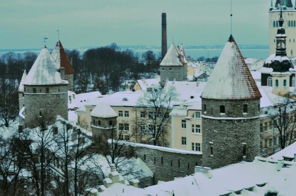 Bymur i Tallinn
