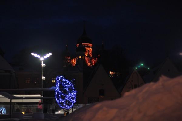 Kirke i Tallinn