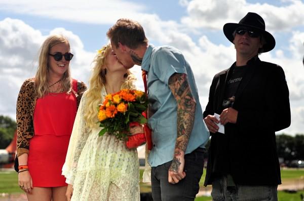 Kyss bruden