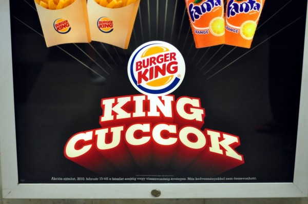 King Cuccok (Budapest)