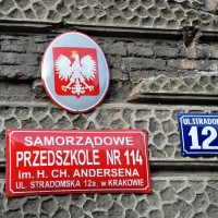 Den hvite ørn (Krakow)